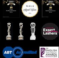 podaljševanje trepalnice, najboljši izdelki produkti, prejemniki nagrad