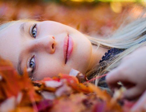 Izpadanje trepalnic jeseni